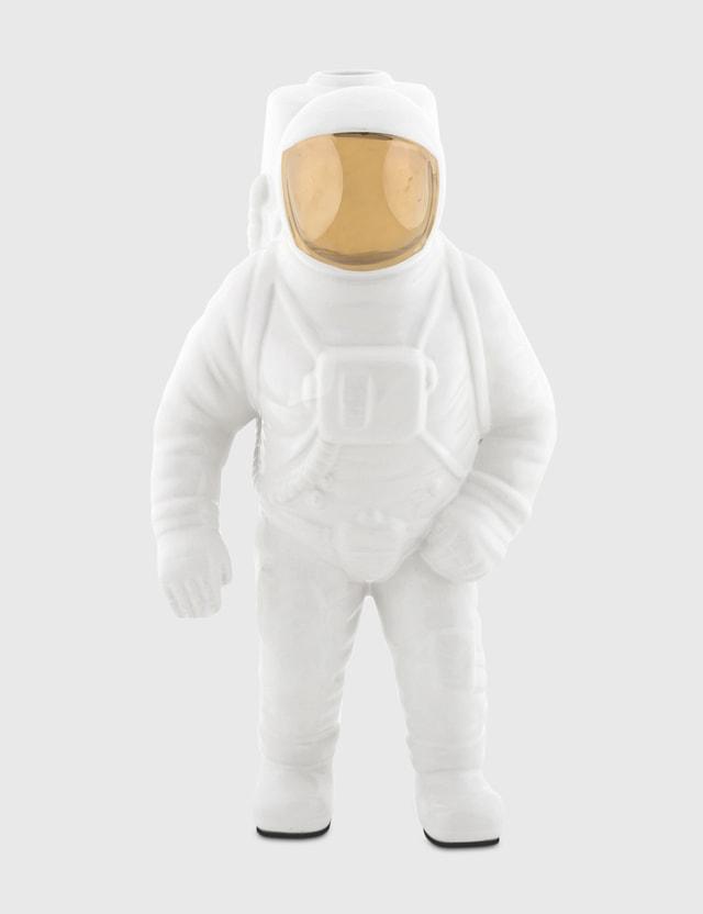 Seletti Starman Vase – White White Life