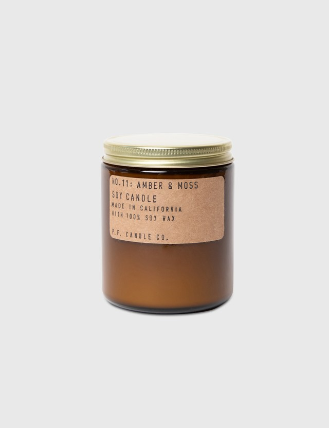 P.F. Candle Co. Amber & Moss Mini Soy Candle