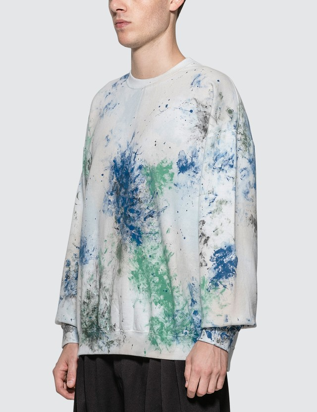 Sasquatchfabrix. Paint Vintage Sweatshirt