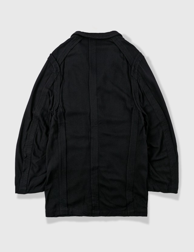 Comme des Garçons HOMME Comme Des Garçons Homme Long Coat Black Archives