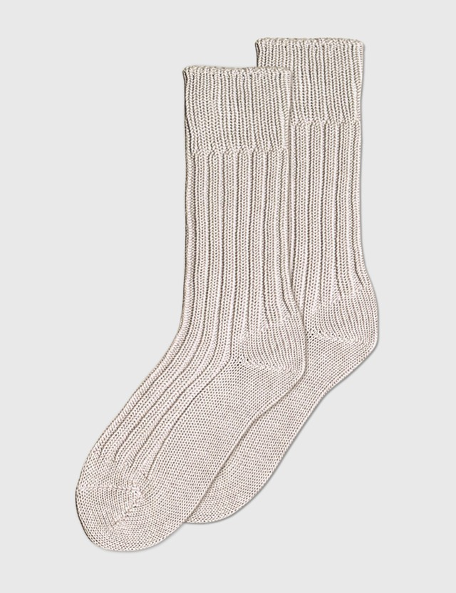 Decka Socks Cased Heavy Weight Plain Socks (1st Collections)