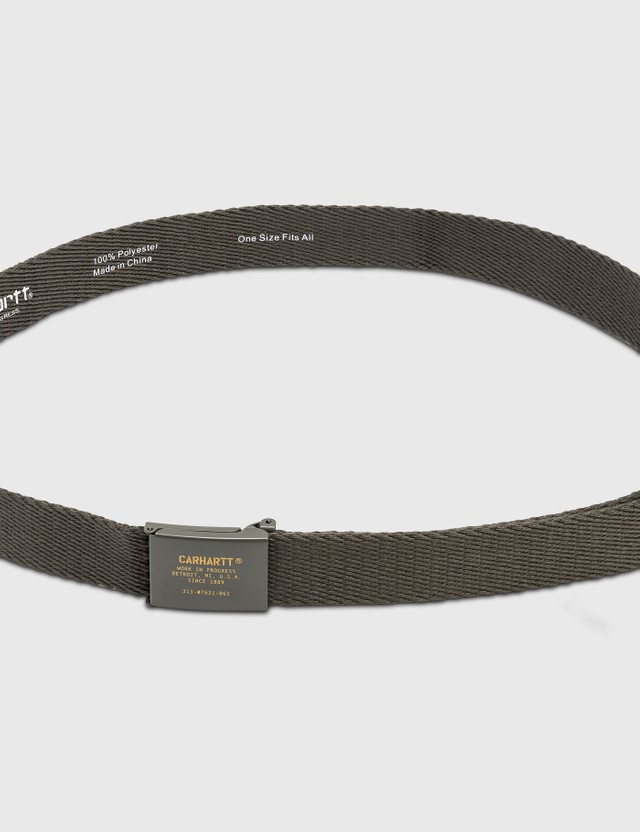 Carhartt Work In Progress Military Printed Belt