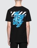 Off-White Diag Skulls S/S Slim T-Shirt Picture