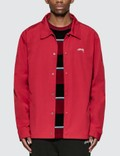 Stussy Classic Coach Jacket Picture