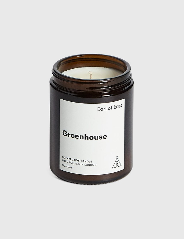 Earl Of East Greenhouse Soy Wax Candle N/a Men