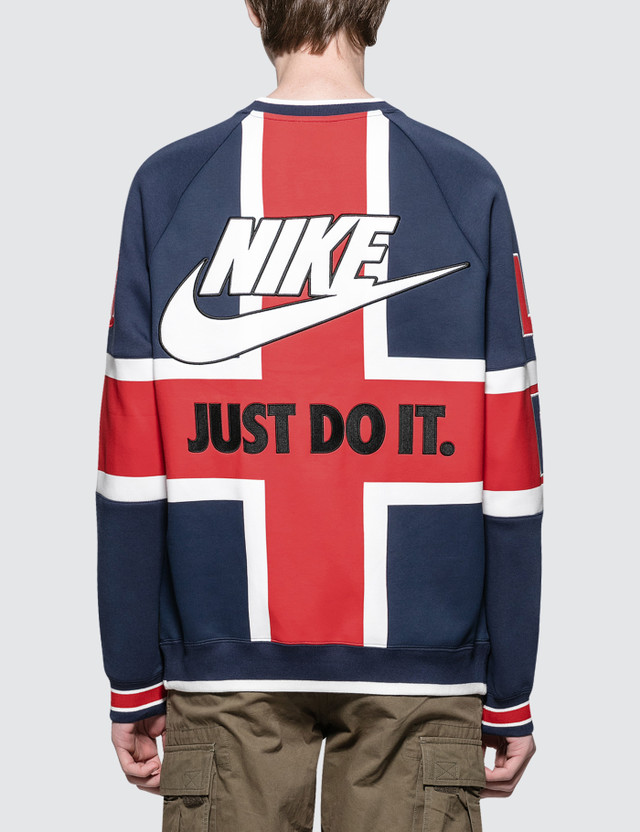 Nike As M Nsw Crew London SSNL
