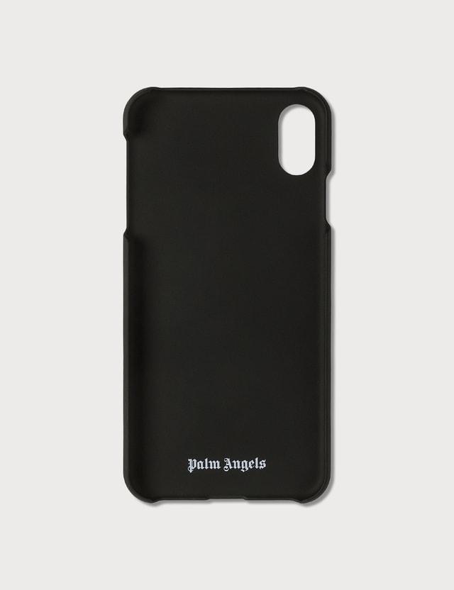 Palm Angels Sacred Heart iPhone Case Xs Max Black Multi Women