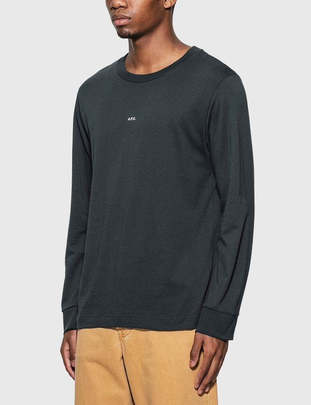 A.P.C. Chris Long Sleeve T-Shirt