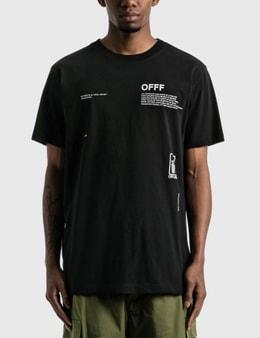 Off-White Take Care Arrow Slim T-shirt