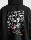 Brain Dead Lover's Embrace Hoodie Black Men