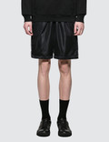 Marcelo Burlon County Mesh Shorts Picture