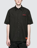 Heron Preston CTNMB Basic Button Shirt Picture