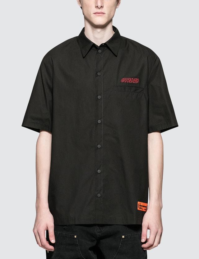 Heron Preston CTNMB Basic Button Shirt