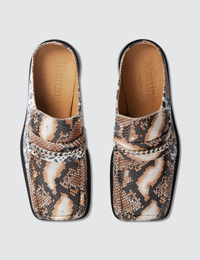 Martine Rose Loafer Mule
