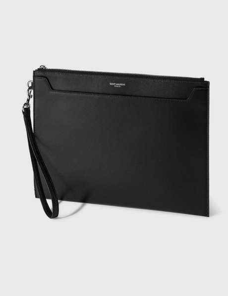 생 로랑 파우치 Saint Laurent Smooth Leather Pouch