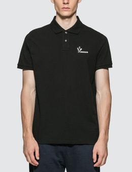 Moncler Logo Polo