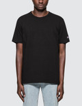 Champion Reverse Weave Small Logo S/S T-Shirt Picture