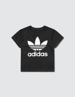 Adidas Originals Oversized Logo Print T-Shirt