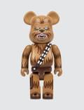 Medicom Toy 400% Bearbrick Chewbacca Picture