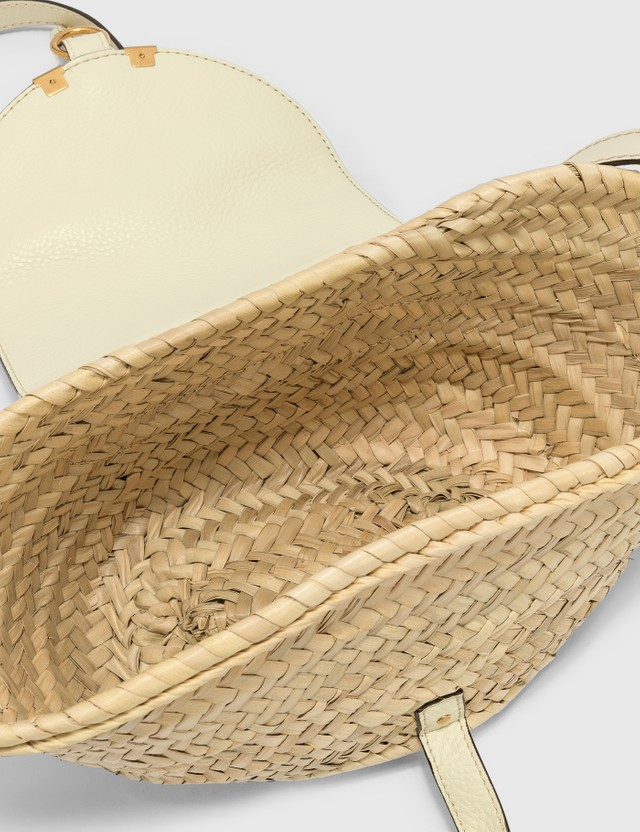 Chloé Small Marcie Basket Crossbody Bag