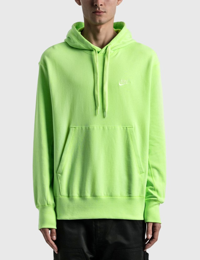 Nike Nike Fleece Classic Hoodie Key Lime/lt Liquid Lime Men