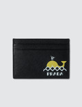 Prada Card Holder with Whale Picutre