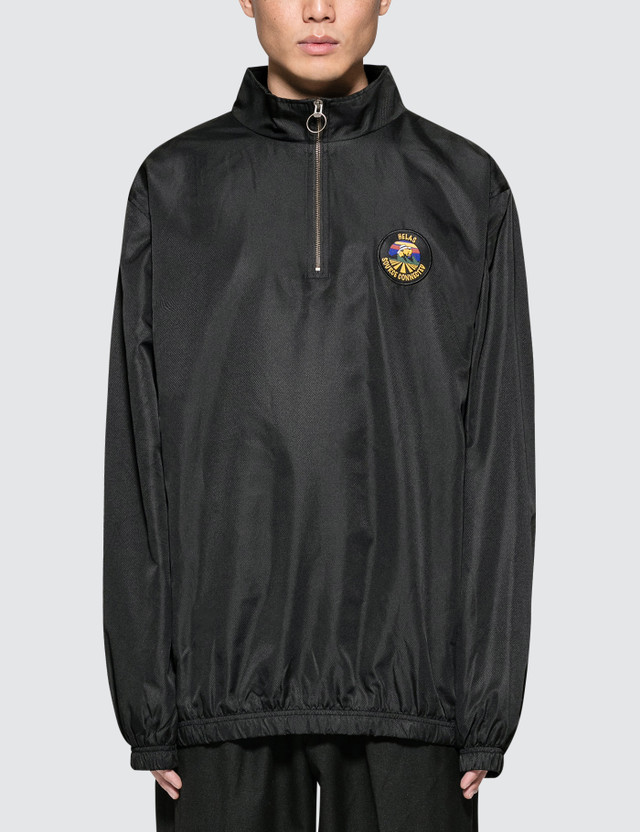Hélas Source Quarter Zip Jacket