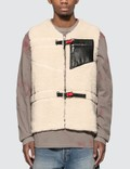 John Elliott Boulder Polar Fleece Vest Picture