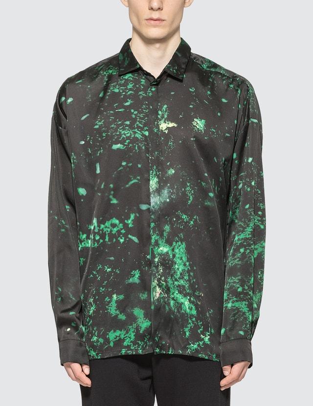 Cottweiler Cruise Shirt Black Print Men