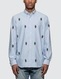 Polo Ralph Lauren Classic Fit Bear Oxford Shirt Picutre