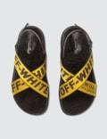 Off-White Industrial Belt Sandals
