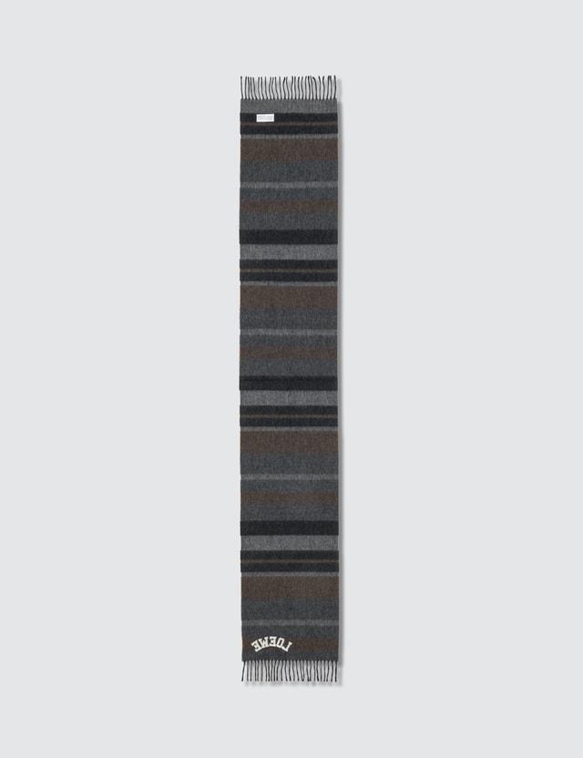 Loewe Stripes Scarf