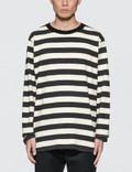 Mr. Completely L/S Striped T-Shirt Picture