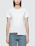 Loewe Asymmetric Anagram T-shirt Picture