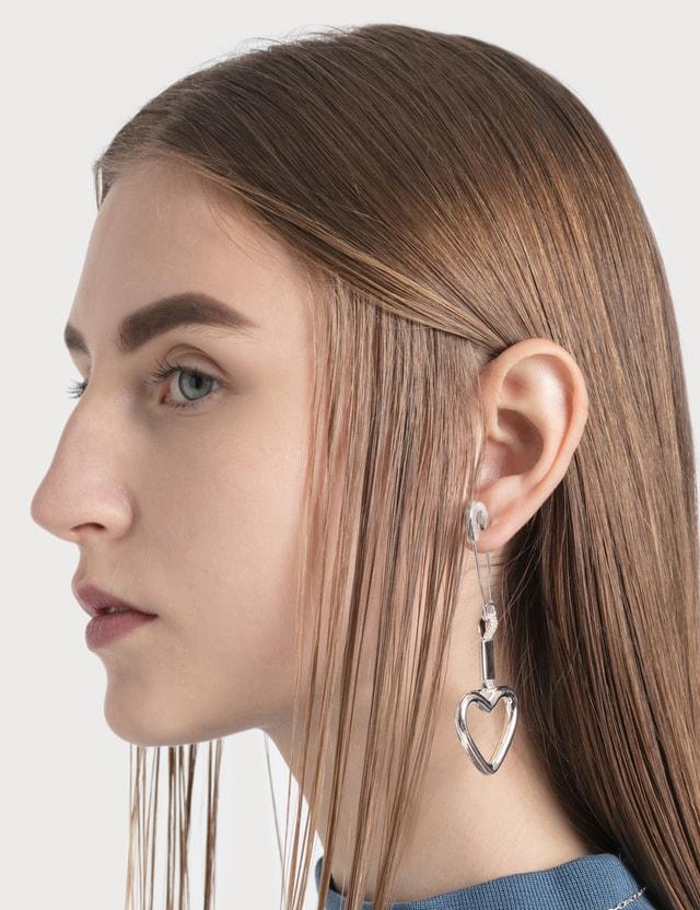 Ambush Heart Earring