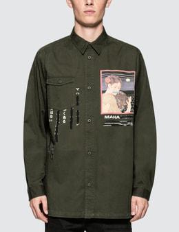Maharishi Tron Geisha MIL Shirt