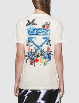 Off-White De Graft Arrows Casual T-shirt
