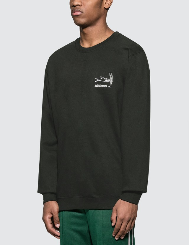 Alltimers Shark Dick Crewneck