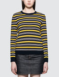 A.P.C. Isla Stripe Sweater Picutre