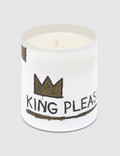 "Ligne Blanche Jean-Michel Basquiat ""King Pleasure"" Perfumed Candle Picutre"