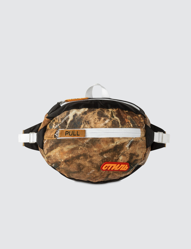 Heron Preston CTNMB Padded Fanny Pack