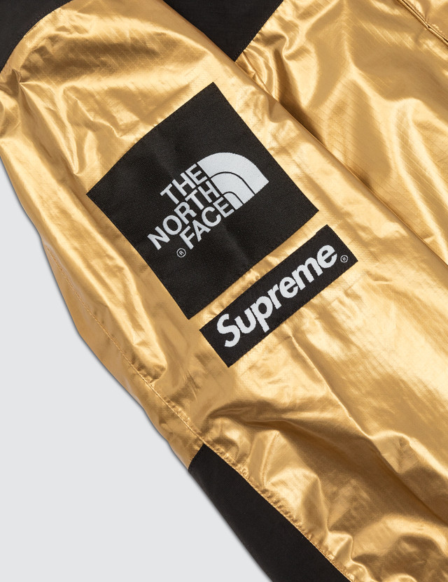 963ee5f2d Supreme x The North Face Metallic Collection Gold Jacket