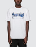 Thrasher Ghost Flame T-Shirt Picture