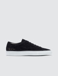 Common Projects Original Achilles Low Suede Sneaker Picture