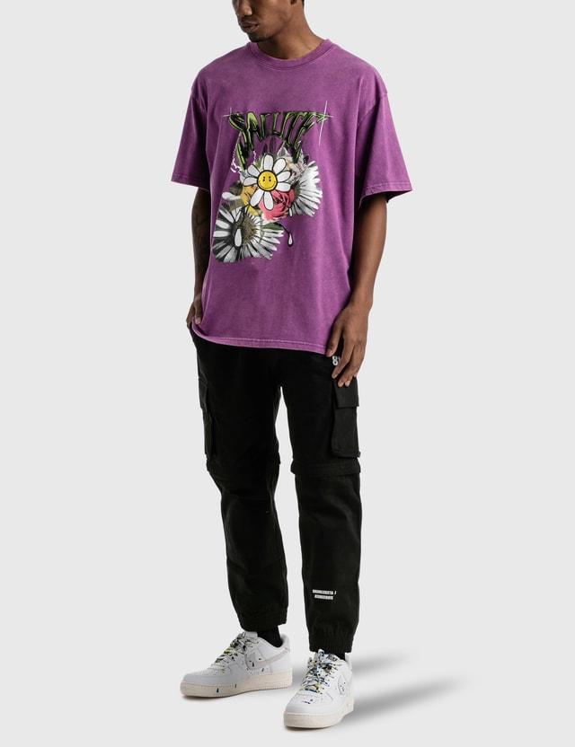 Salute Academy Flower Anarchy T-Shirt