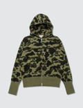 BAPE Camo Zip Up Hoody Picture