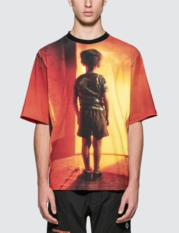 Marcelo Burlon C.e. All Over Child S/S T-Shirt