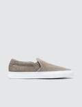 Common Projects Slip On Waxed Suede Picture