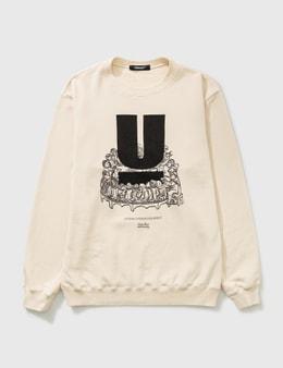 Undercover U Logo Sweatshirt