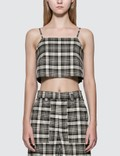 X-Girl Plaid Camisole Picutre